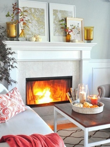 Fall Living Room Ideas