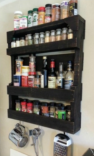 diy farmhouse kitchen organizers 10
