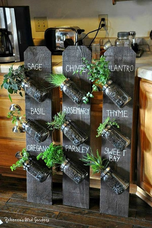 diy farmhouse kitchen organizers 4-min