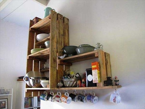 diy farmhouse kitchen organizers 7