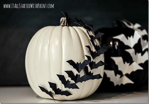 no carving pumpkin ideas 14-min