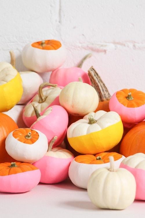no carving pumpkin ideas 20-min