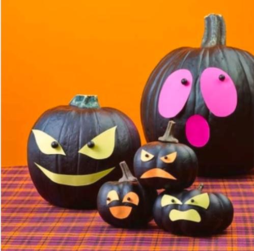 no carving pumpkin ideas 23-min