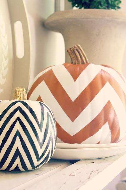 no carving pumpkin ideas 25-min
