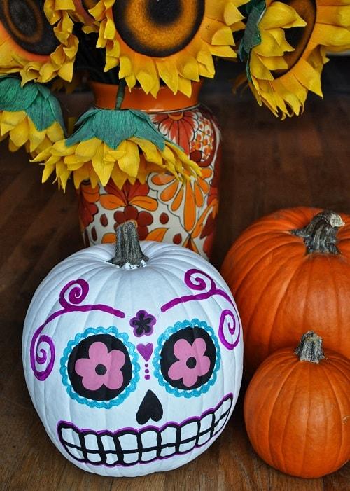 no carving pumpkin ideas 32-min