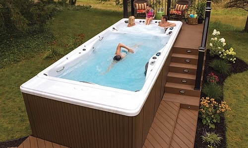 Swim Spa Buyer S Guide Swim Spa 101 And Best Selling
