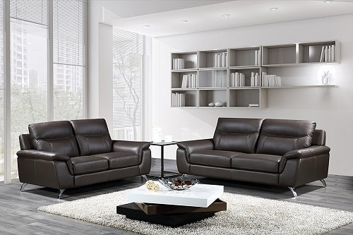 white leather living room set. Genuine Leather Living Room Sets 10  Best Selling From Amazon