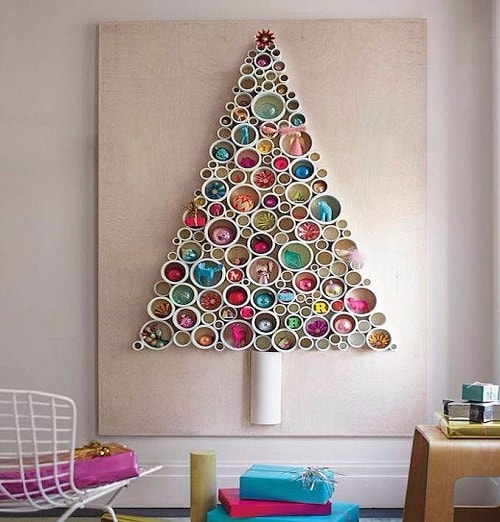 christmas wall decorations ideas 1-min