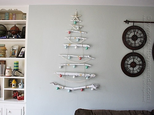christmas wall decorations ideas 11-min