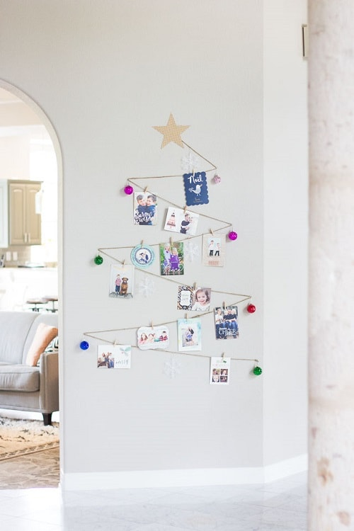 christmas wall decorations ideas 13-min