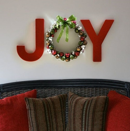 christmas wall decorations ideas 14-min