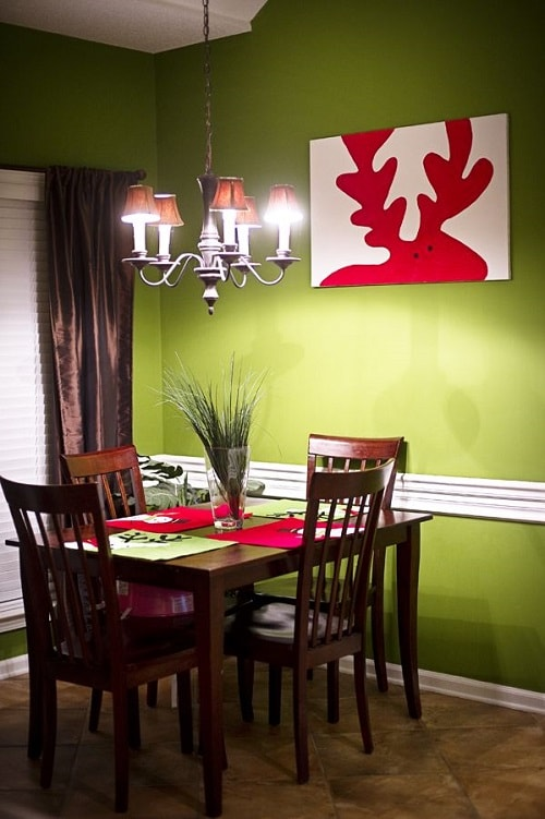 christmas wall decorations ideas 17-min