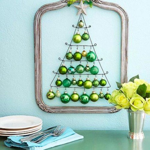 christmas wall decorations ideas 18-min