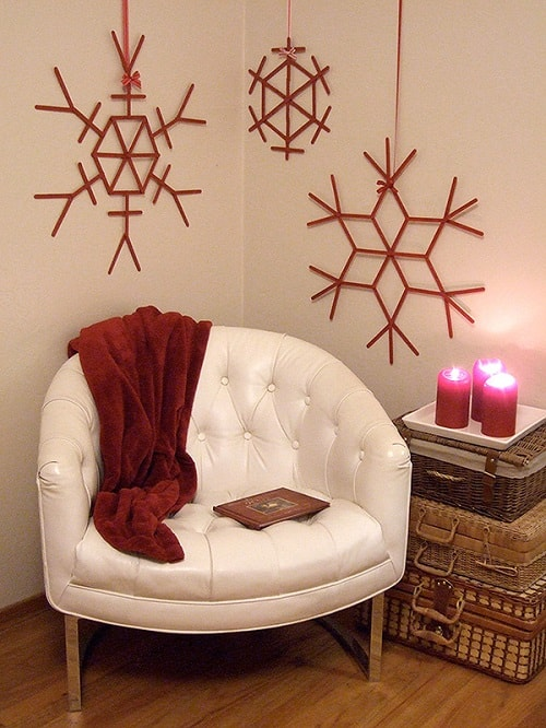 christmas wall decorations ideas 2 min