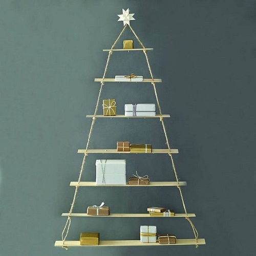 christmas wall decorations ideas 23