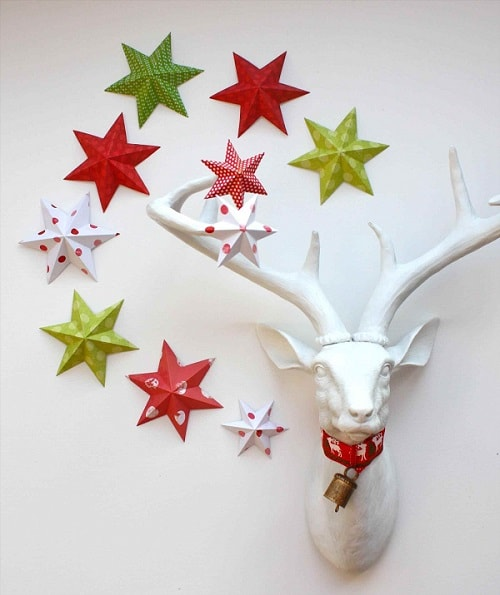 christmas wall decorations ideas 5-min