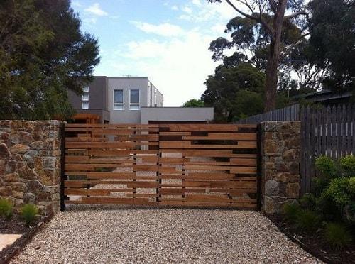 driveway gates design ideas 2-min