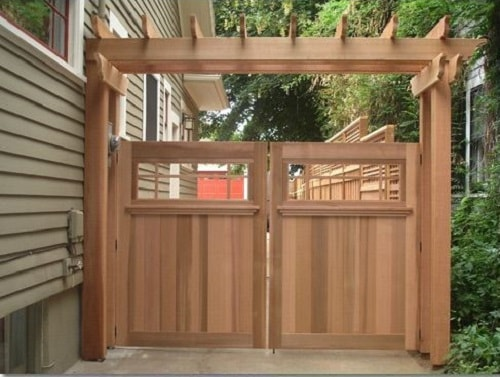 driveway gates design ideas 6-min