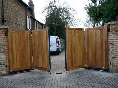 driveway gates design ideas 7-min