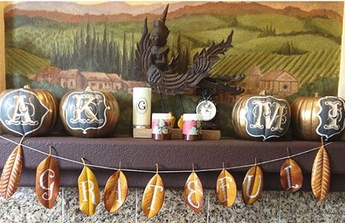 thanksgiving decoration for living room 13-min