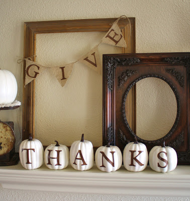thanksgiving decoration for living room 20