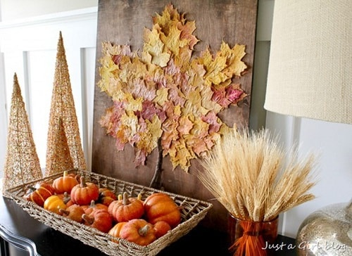 thanksgiving decoration for living room 3-min