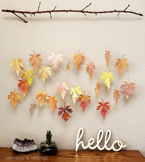 thanksgiving decoration for living room 4-min