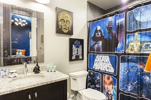 15 Catchiest and Cheapest Star Wars Themed Bathroom Decor To Buy