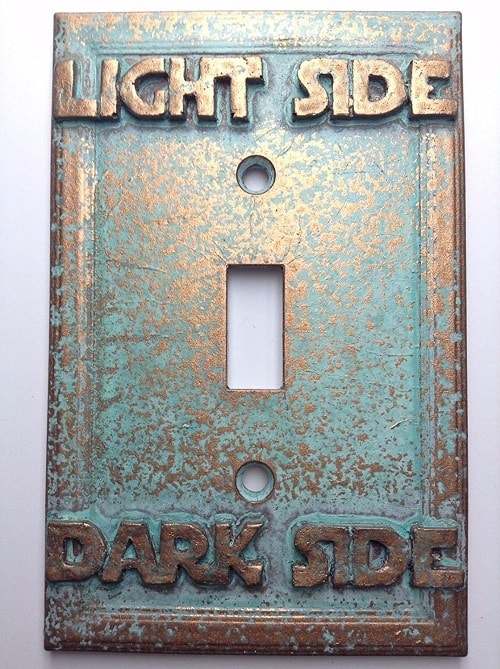 decorative light switch covers 15 catchiest and cheapest wars themed bathroom decor 29476