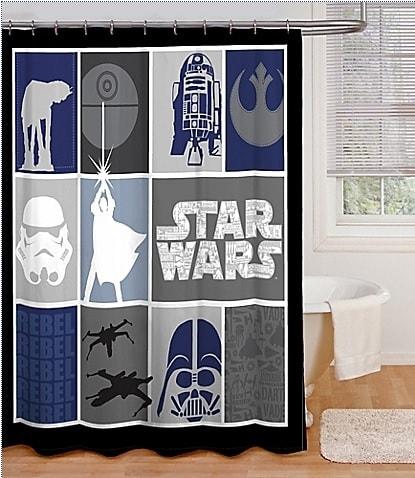 Star Wars Themed Bathroom 8 Min