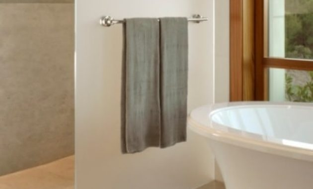 bathroom towel bar height 2-min