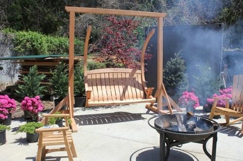 small round patio 4-min