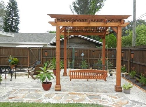 small round patio 6-min
