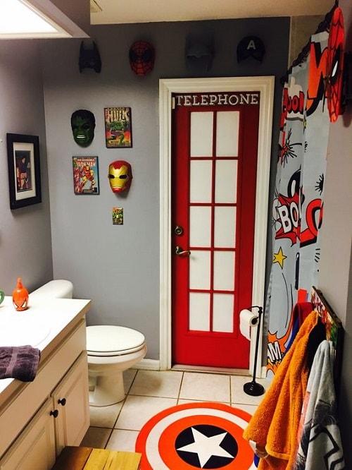 Avengers Bathroom Decor 10-min