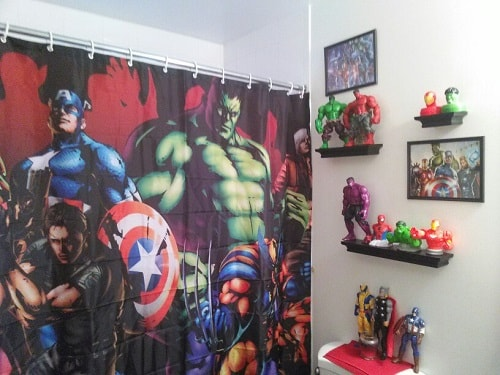 Avengers Bathroom Decor 3-min