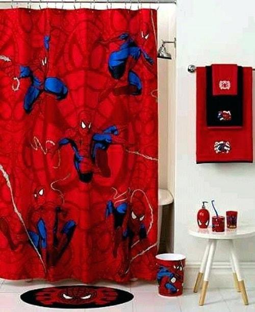 Avengers Bathroom Decor 4-min