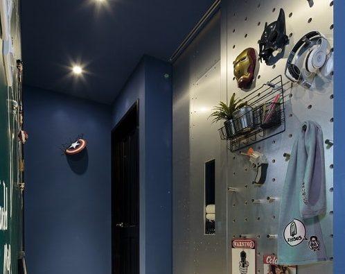 superhero bathroom sets
