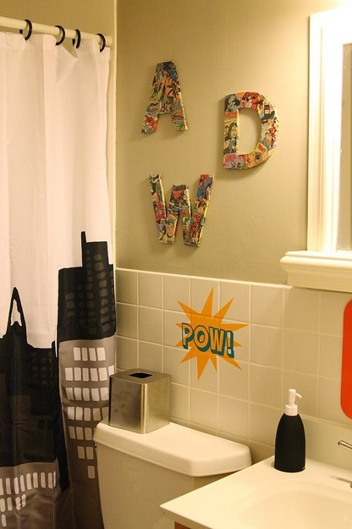 Avengers Bathroom Decor 9-min