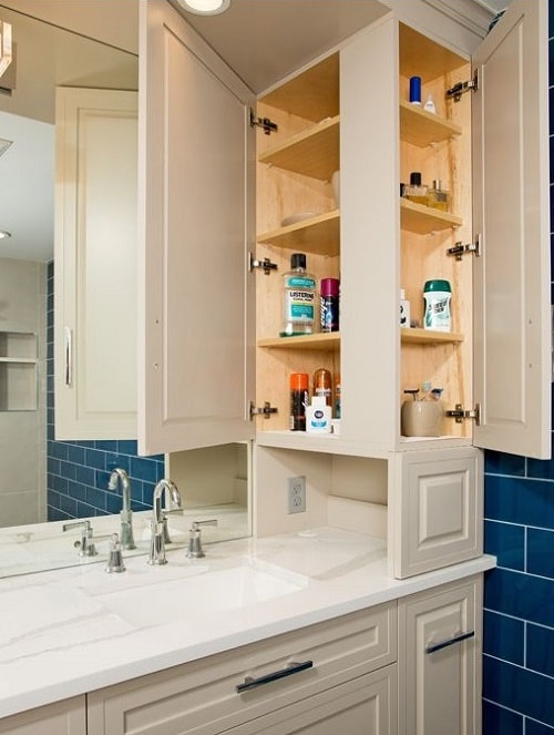 Bathroom Counter Storage Tower 22-min