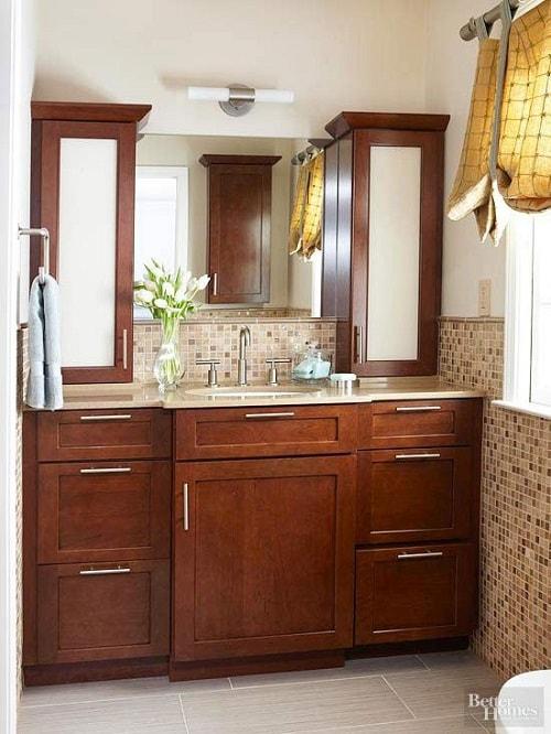 Bathroom Counter Storage Tower 27-min