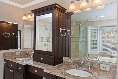 Bathroom Counter Storage Tower 9-min