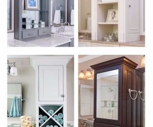 Bathroom Counter Storage Tower pinterest (1)