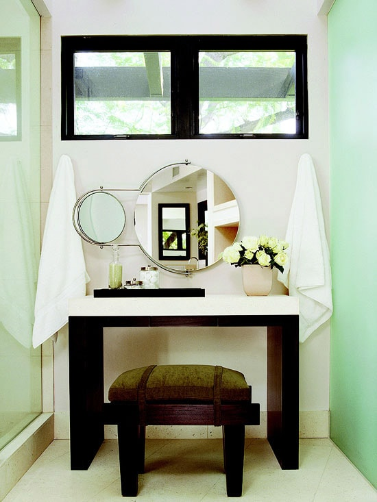 Bathroom Vanity With Seating Area 10-min