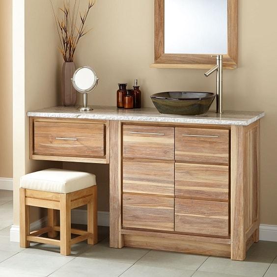 Bathroom Vanity With Seating Area Ideas 12-min