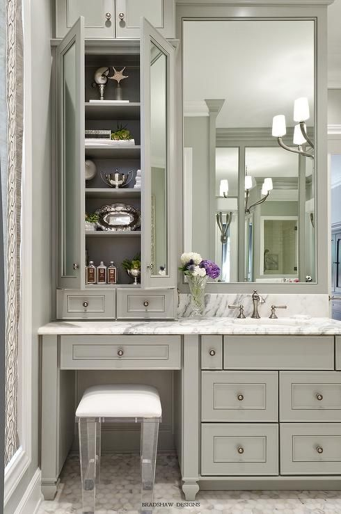 Bathroom Vanity With Seating Area 2-min