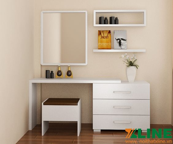 Bathroom Vanity With Seating Area 8-min
