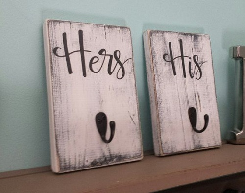 His And Hers Bathroom Set 16