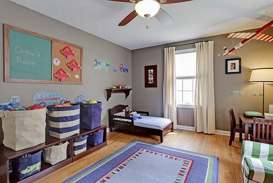 Toddler Boy Bedroom Themes 4-min
