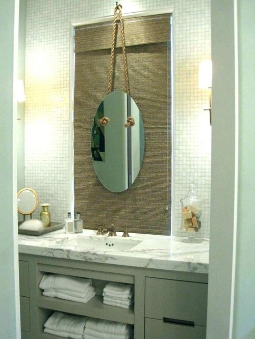 beach themed bathroom mirrors 10-min