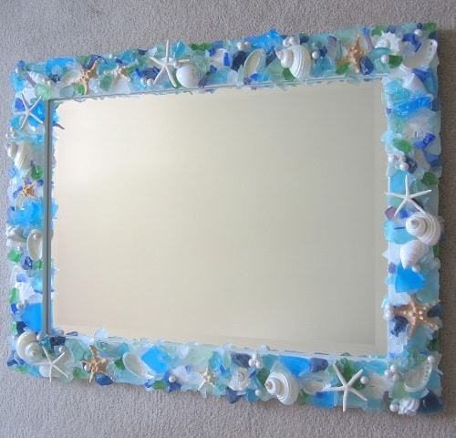 beach themed bathroom mirrors 14-min